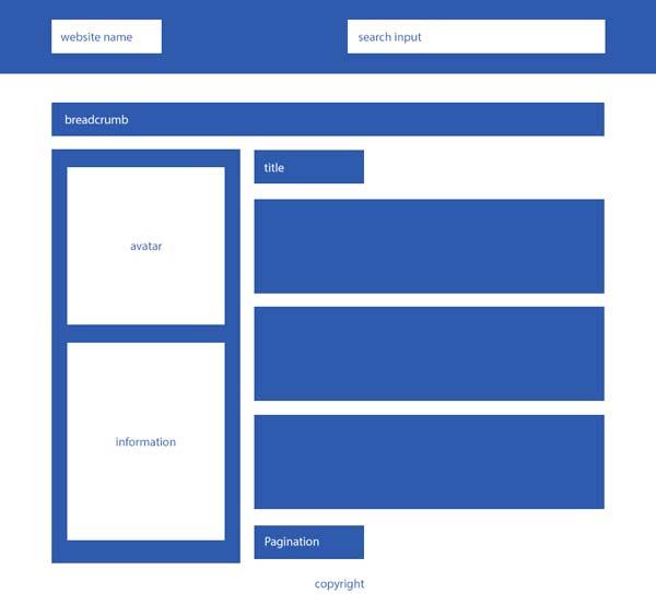 Как сделать меню на bootstrap