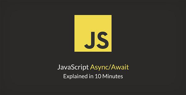 caa3e313881 JavaScript Async Await
