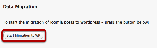 Шаг 7. Как перенести сайт с Joomla на WordPress
