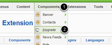 Как обновить Joomla c версии 1.5 до 2.5